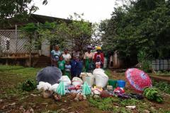 Marline-Vea-Ramiandrisoa-Josephine-Hanta - 5 familles non parrainées